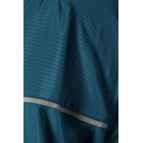 Craft Radiate hardloopjas Heren groen/blauw